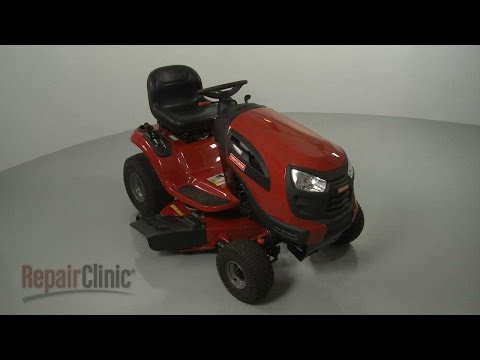 Craftsman Riding Lawn Mower Disassembly, Repair Help