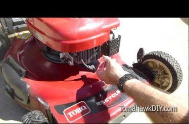 Simple Lawn Mower Tune-Up and Maintenance Aurora and Denver