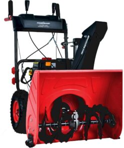 PowerSmart PSS2240-X 24 in. 212cc 2-Stage Electric Start Gas Snow Blower Aurora CO