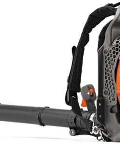 Husqvarna 965877502 350BT 2-Cycle Gas Backpack Blower, Orange Aurora CO