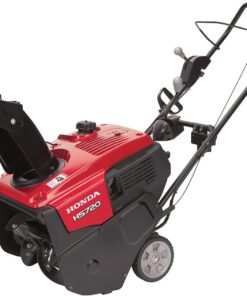 Honda Power Equipment HS720ASA 20″ 187cc Single-Stage Snow Blower with Dual Chute Control and Electric Starter Aurora CO