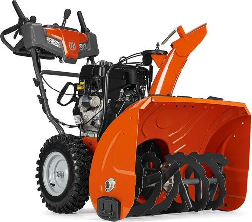 Husqvarna ST230P, 30 in. 291cc Two-Stage Gas Snow Blower with Power Steering and Heated Handles Aurora CO