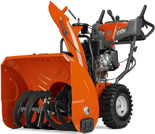 Husqvarna ST227P, 27 in. 254cc Two-Stage Gas Snow Blower with Power Steering Aurora CO