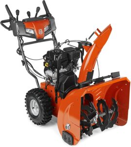 How do you troubleshoot a snowblower Aurora CO