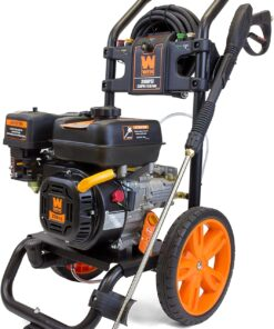 WEN PW3100 3100 PSI 2.5 GPM 208cc Gas Pressure Washer, CARB Compliant Aurora CO