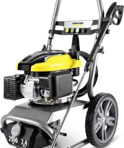 Karcher 11073840 G2900X Gas Powered Pressure Washer, Gray/Yellow Aurora CO