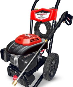 SIMPSON 3200 PSI at 2.4 GPM Clean Machine 196cc Cold Water Residential Gas Pressure Washer Aurora CO