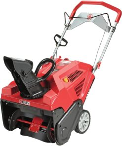Troy-Bilt Squall 208cc Electric Start 21-Inch Single Stage Gas Snow Thrower Aurora CO
