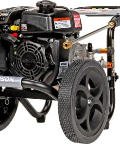 SIMPSON Cleaning MS60763-S MegaShot Gas Pressure Washer Powered by Kohler RH265, 3100 PSI at 2.4 GPM Aurora CO