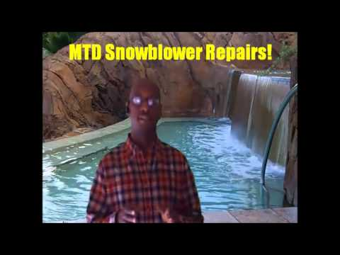 Snowblower Won't Start After Sitting