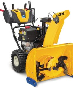 Cub Cadet 3X 26 in. 357cc 3-Stage Electric Start Gas Snow Blower with Steel Chute, Power Steering and Heated Grips Aurora CO
