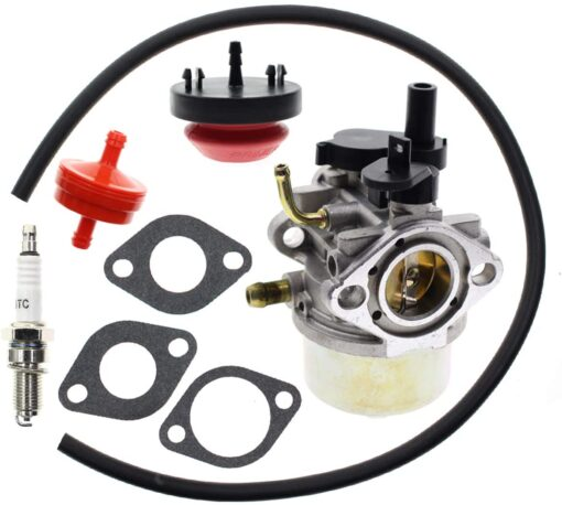 Carbhub 801396 Carburetor for Briggs & Stratton 801233 801255 Snowblower Thrower Toro CCR2400 CCR2450 CCR2500 CCR3000 CCR3600 CCR3650 Snowblower Powerclear 084132 084133 084233 084332 084333 Engines