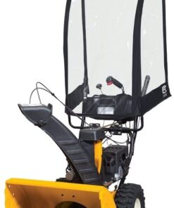 Classic Accessories Universal 2-Stage Snow Thrower Cab Aurora CO