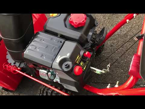 How To Start Snowblower in Aurora CO