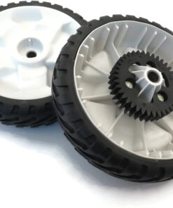 [115-4695] Qty. 2 Genuine OEM Toro 8″ Drive Wheel Gears for 22″ / 55 cm RWD Recycler Push Lawn Mower