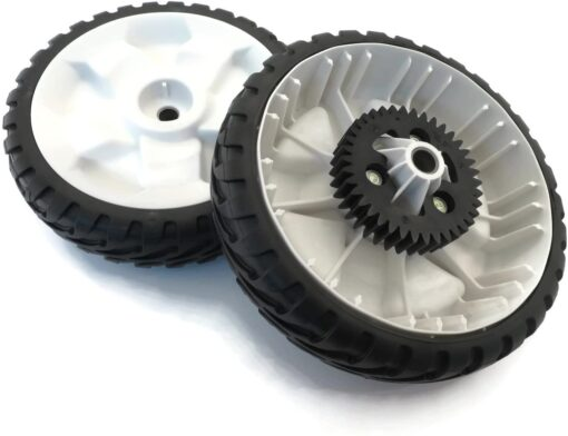 [115-4695] Qty. 2 Genuine OEM Toro 8″ Drive Wheel Gears for 22″ / 55 cm RWD Recycler Push Lawn Mower Aurora, CO
